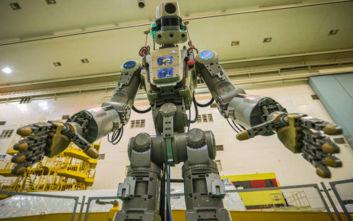 Φίοντορ: Το ανθρωποειδές ρομπότ που θα ταξιδέψει στο διάστημα