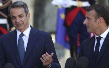 Ικανοποίηση στην ελληνική πλευρά για τις συνομιλίες του Παρισιού