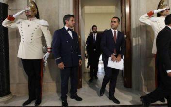 Παρουσιάζεται η νέα κυβέρνηση συνασπισμού στην Ιταλία