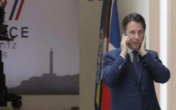Εντολή σχηματισμού κυβέρνησης στον Τζουζέπε Κόντε στην Ιταλία