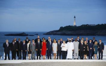 G7: Τελευταία μέρα με τα βλέμματα στραμμένα στην κλιματική αλλαγή