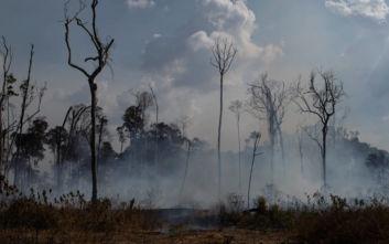 Πυρκαγιές στον Αμαζόνιο: Δύο νεκροί στον αγώνα με τις φλόγες στη Βολιβία