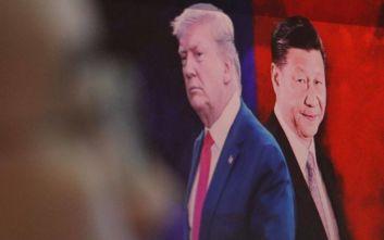 Τραμπ: Επιστρέφουμε στο τραπέζι των διαπραγματεύσεων με την Κίνα