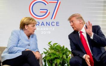 Οι γερμανικές ρίζες του Ντόναλντ Τραμπ και η επική αντίδραση της Άνγκελα Μέρκελ