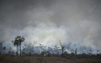 Φωτιές στον Αμαζόνιο: Η Βραζιλία λέει «ναι» στη βοήθεια, υπό όρους