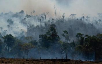 Για τον Βραζιλιάνο ΥΠΕΞ δεν υπάρχει καμιά «καταστροφή εξαιτίας της κλιματικής αλλαγής»