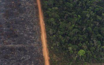 Φωτιές στον Αμαζόνιο: «Η μεγαλύτερη καταστροφή στην ιστορία της βραζιλιάνικης διπλωματίας»