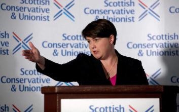 Διαλύεται το Συντηρητικό Κόμμα της Σκωτίας λόγω... Brexit