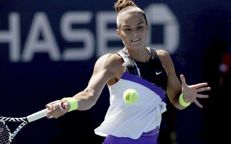 US Open: Ανατροπή και πρόκριση στον 3ο γύρο για Σάκκαρη