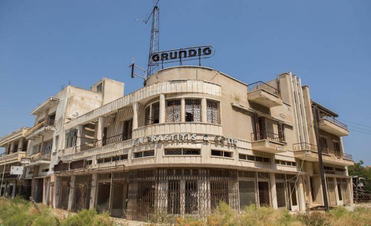 Αμμόχωστος: Φωτογραφίες της περίκλειστης πόλης μετά από δεκαετίες