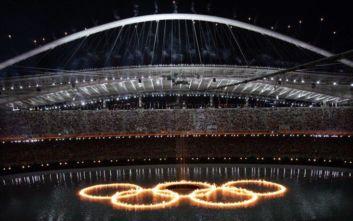 Πέρασαν 15 χρόνια από τη φαντασμαγορική τελετή έναρξης των Ολυμπιακών Αγώνων