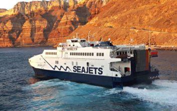 Το «Andros Jet» θα καλύπτει από τη Δευτέρα τη γραμμή Αλεξανδρούπολη-Σαμοθράκη
