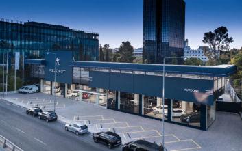 Νέες εγκαταστάσεις της Peugeot στο Μαρούσι