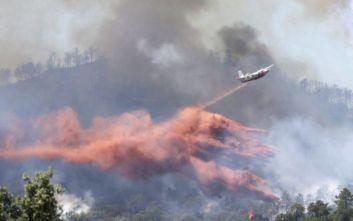 Συντριβή πυροσβεστικού αεροσκάφους στη Γαλλία, νεκρός ο πιλότος
