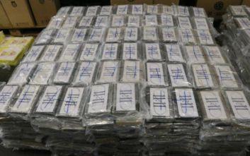 Κοκαΐνη αξίας 1 δισεκατομμυρίου ευρώ κατάσχεσαν οι αρχές στο Αμβούργο