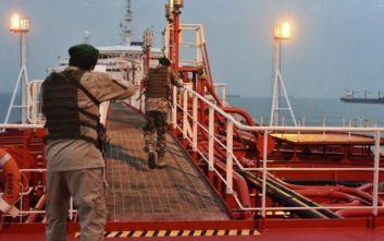Έτοιμο να αποπλεύσει το βρετανικό δεξαμενόπλοιο Stena Impero