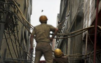 Ινδία: Τουλάχιστον 12 νεκροί από εκρήξεις σε εργοστάσιο χημικών