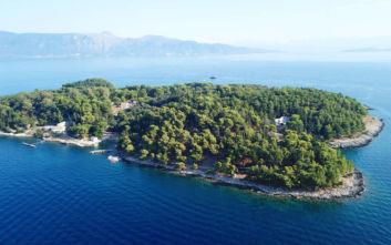 Ο καταπράσινος φυσικός παράδεισος απέναντι από την Κέρκυρα