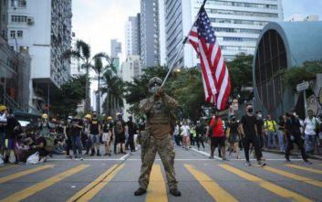 Ταξιδιωτική οδηγία εξέδωσαν οι ΗΠΑ για το Χονγκ Κονγκ