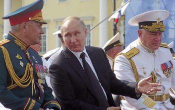 Η απόδειξη ότι ο Βλαντιμίρ Πούτιν είναι ένας «τζέντλεμαν»