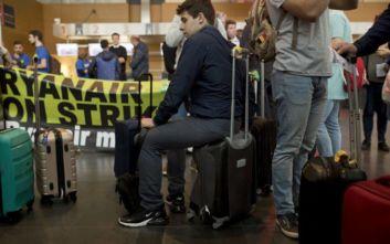 Το προσωπικό της Ryanair στην Ισπανία σχεδιάζει 10 ημέρες απεργίας τον Σεπτέμβριο