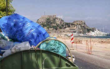 Με ανάθεση σε ιδιώτη λύνεται το πρόβλημα των απορριμμάτων στην Κέρκυρα