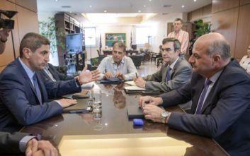 Αυγενάκης: Είναι στοίχημα να καταφέρουμε να επιστρέψουν οι οικογένειες στις κερκίδες