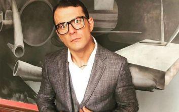 Πρωταγωνιστής ο Ντάνος στην πρώτη κινηματογραφική ταινία του Σεφερλή