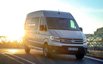 Volkswagen e-Crafter, ένα van μηδενικών ρύπων
