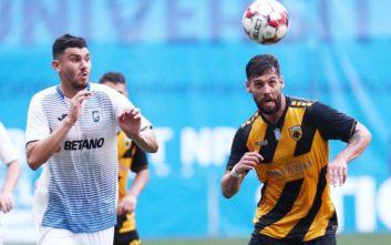 Η ΑΕΚ υποδέχεται την Κραϊόβα και ετοιμάζεται για τα play off του Europa League