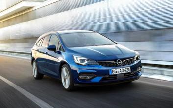 Παγκόσμιες πρεμιέρες της Opel στην Έκθεση της Φρανκφούρτης
