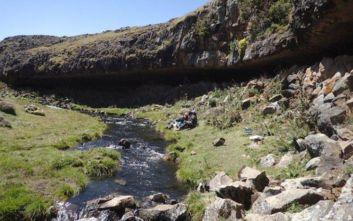 Πριν 45.000 χρόνια οι άνθρωποι ζούσαν ήδη στα παγωμένα ψηλά βουνά της Αιθιοπίας