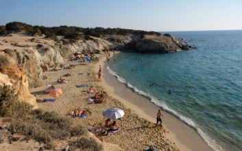 Οι όχι και τόσο «διαφημισμένες» παραλίες της Νάξου