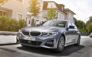 Η νέα BMW 330e Sedan είναι πιο σπορ και αποδοτική από ποτέ