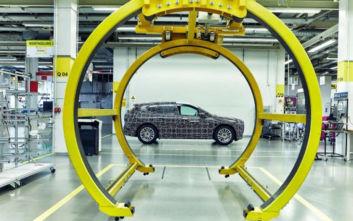 Ματιές στα άδυτα της BMW