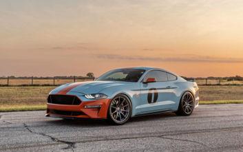 Η επετειακή Mustang των 808 αλόγων