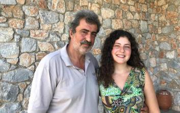 Παύλος Πολάκης στην κόρη του: «Πάντα δυνατή και ευτυχισμένη στη ζωή σου γιατρίνα μου»
