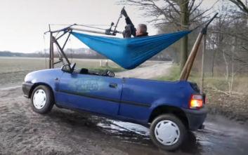 Αυτό είναι και επισήμως το πιο περίεργο αμάξι του κόσμου