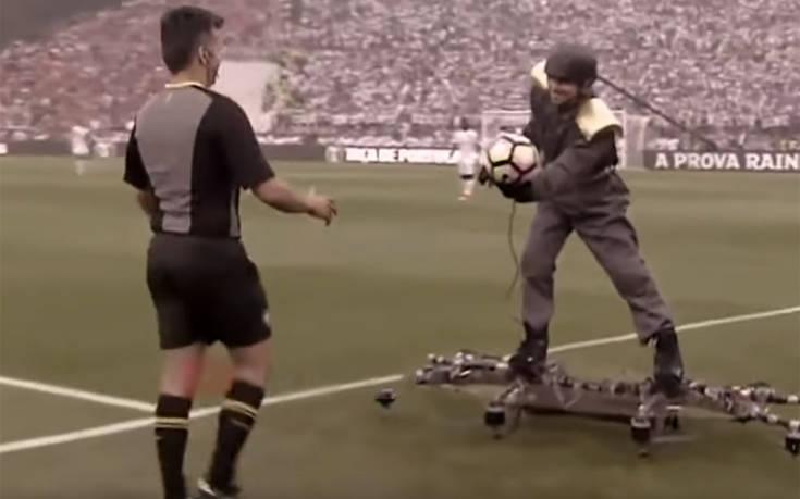 Αξέχαστες ποδοσφαιρικές στιγμές