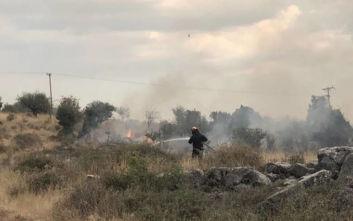Συναγερμός στην Πυροσβεστική για φωτιά στα Ιωάννινα