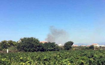 Φωτιά στην Αρτέμιδα: Αποφεύχθηκε ο κίνδυνος επέκτασης της