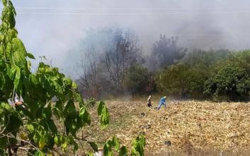 Φωτιά στην Κέρκυρα: Εκκενώνονται δυο χωριά