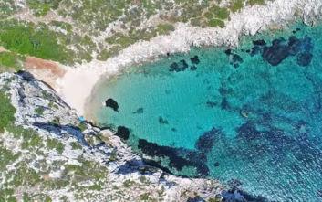 Ένα μυστικό νησί στη Μεσσηνία που θυμίζει… κροκόδειλο