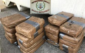 Μεγάλο φορτίο κοκαΐνης κατασχέθηκε στο λιμάνι της Θεσσαλονίκης