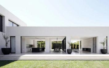 Το σπίτι της σοφιστικέ απλότητας