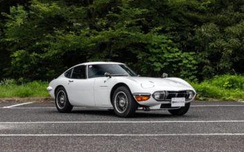 Όταν η Toyota έφτιαξε το κουπέ που τρόμαξε τις Porsche και τις Jaguar!