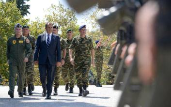 Παναγιωτόπουλος: Οι Ένοπλες Δυνάμεις διασφαλίζουν την ασφάλεια της χώρας απέναντι σε κάθε είδους απειλή