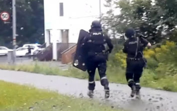 Η νορβηγική αστυνομία διατηρεί τον χαρακτηρισμό «τρομοκρατική ενέργεια» για την επίθεση στο τζαμί