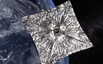 Το ιστιοφόρο LightSail 2 κινείται πλέον μέσω ηλιακής ενέργειας γύρω από τη Γη