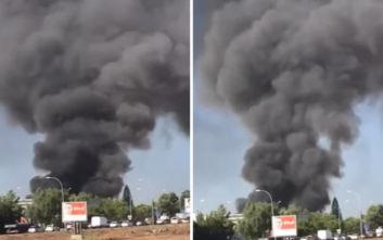 Τραγωδία στην Κύπρο: Εργαζόμενος πέθανε σε εργοστάσιο που έπιασε φωτιά